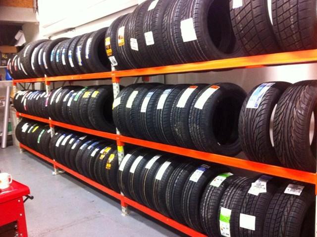dorset motors tyres