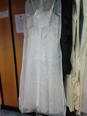 Wedding dress dry cleaning in Navan