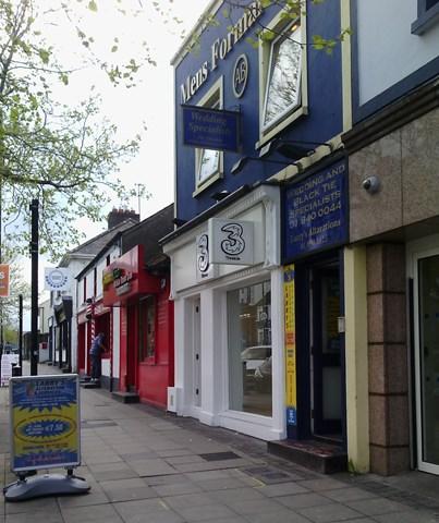 larry's altercations shop in Swords