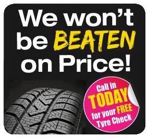 Quality budget tyres and affordable tyres in Carrigaline Cork.