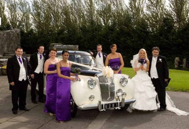Wedding Car Mayo