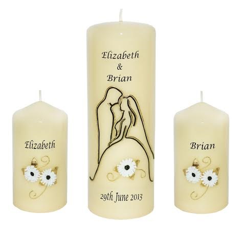 Wedding Candles Online