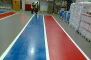Commercial floor painting dublin & galway.