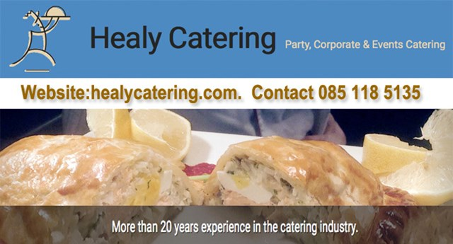 Event Catering in Connemara Galway