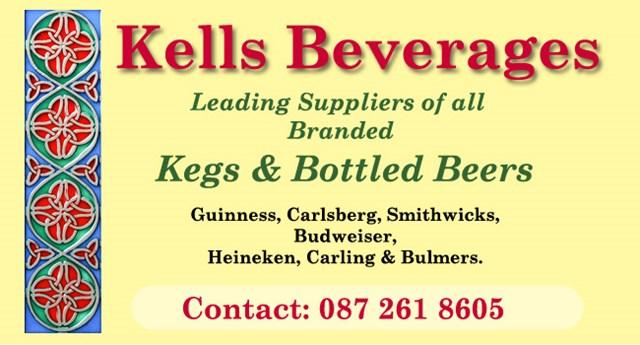Kells Beverage.