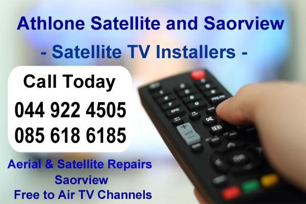 Athlone Satellite & Saorview,Tullamore