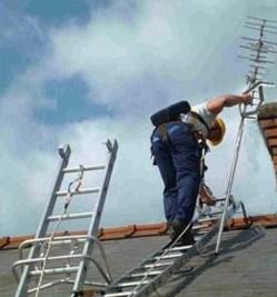 Aerial repairs in Athlone and Tullamore.