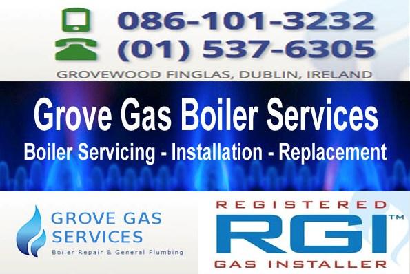 Grove Gas Boiler Service