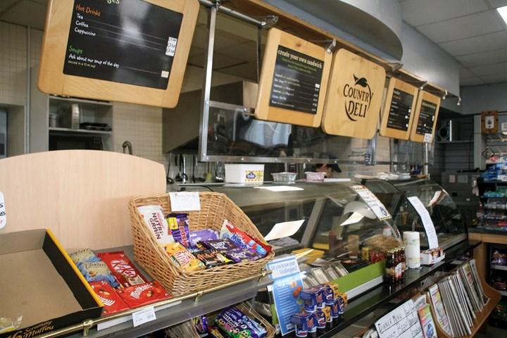 café in Shercock, breakfasts