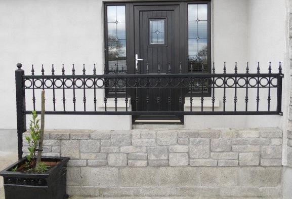 railings in Enniscorthy