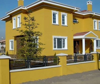 Exterior painters in South County Dublin.