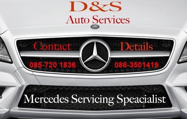 D & S Auto Services.