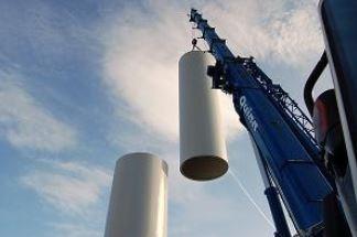 crane hire provider in the North east