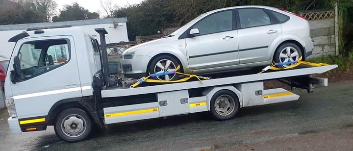 Car recovery Sandyford 1