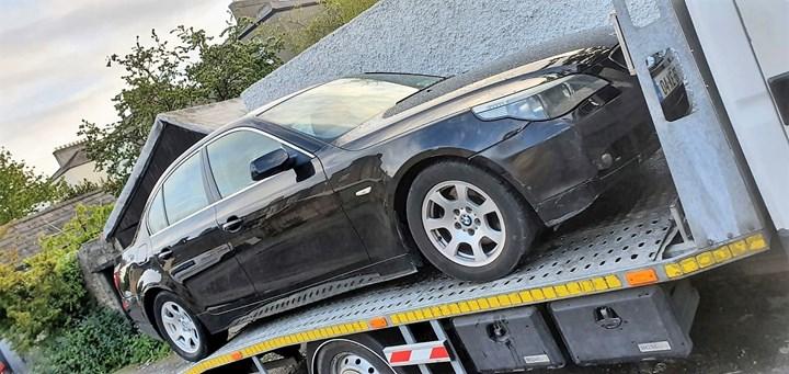 Car recovery Sandyford 2