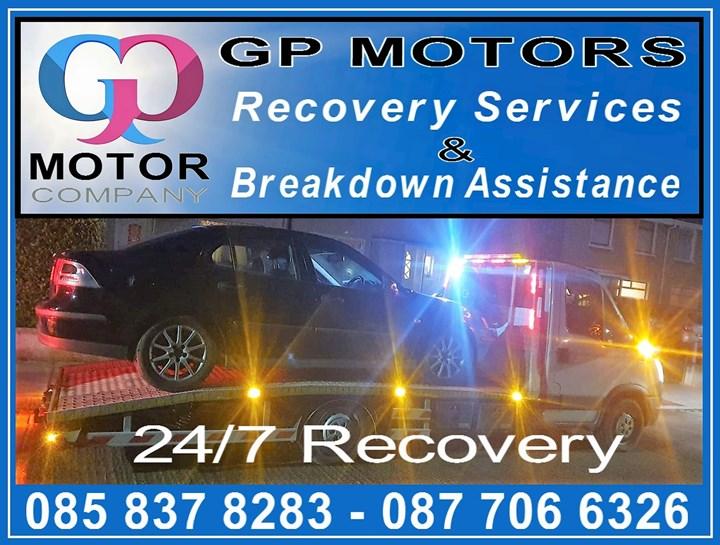 Car recovery Sandyford, Logo