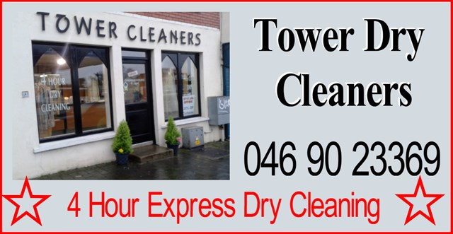 dry cleaners Navan