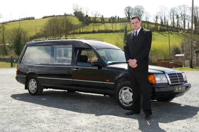 Clerkin Funeral Directors Monaghan Hearse