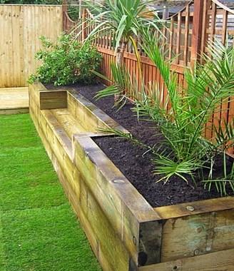 Garden features Sligo