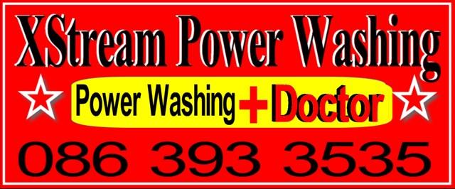 power washing ashbourne logo