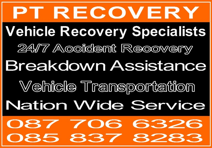 Dún Laoghaire vehicle recovery