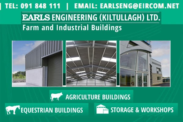 Earls Engineering Kiltullagh Limited County Galway