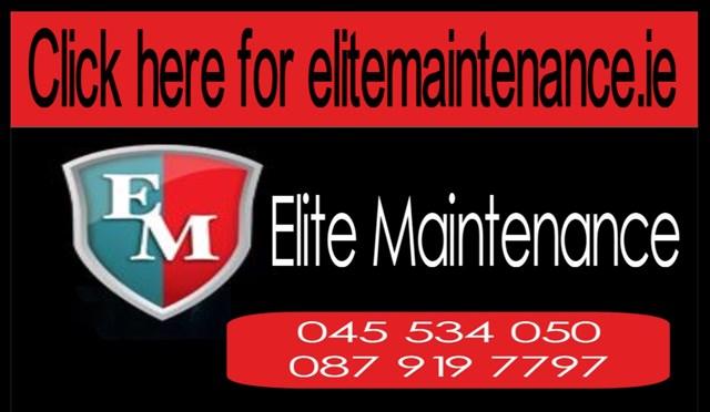 elite maintenance carpet cleaning logo