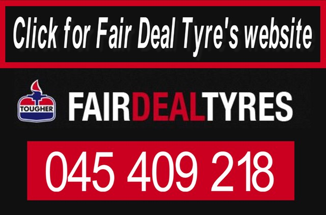 Image of Logo for Fair Deals Tyres in Naas.