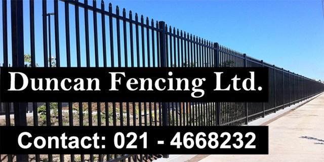 Duncan Fencing Ltd.