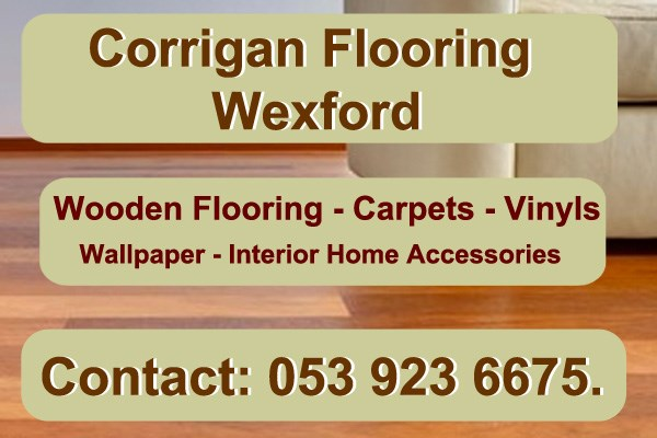 Corrigan Flooring suppliers in Enniscorthy