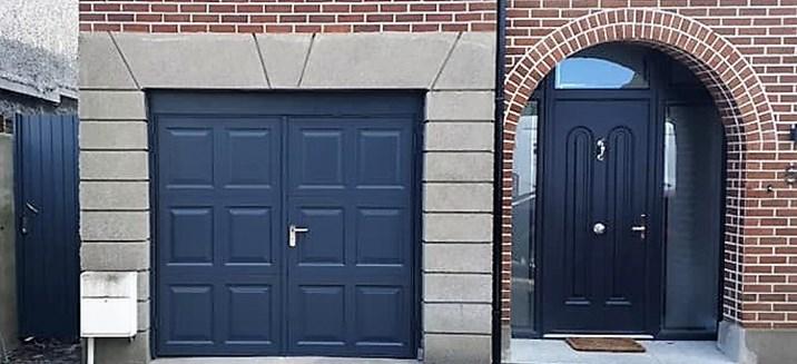 Matching Garage doors North County Dublin