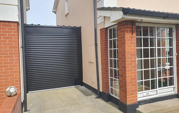 Rooler Garage door Norths County Dublin 1