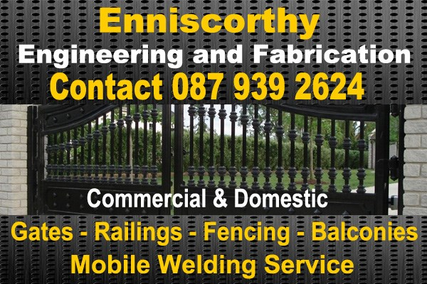 Enniscorthy Engineering and Fabrication Wexford