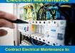 Electrical Maintenance & Repairs Cavan