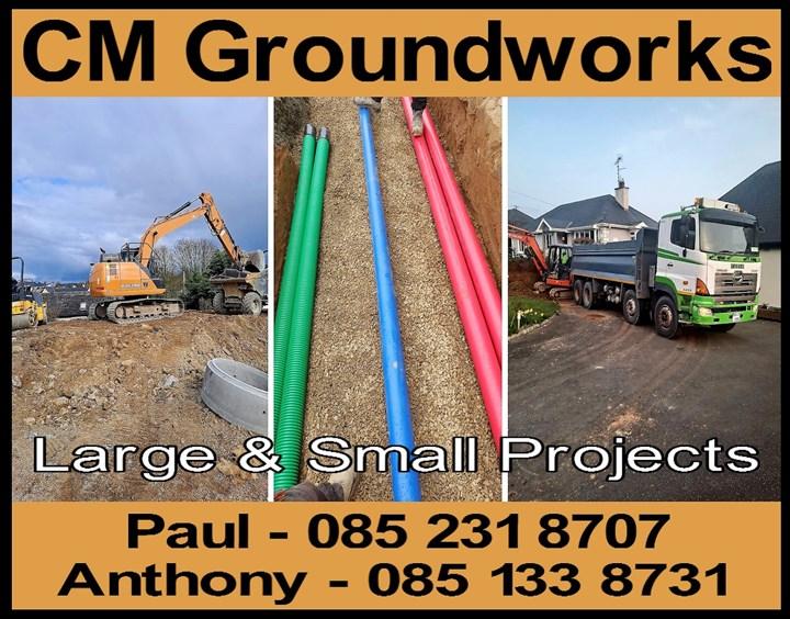 Groundworks Wexford logo