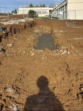 Site preparation Wexford
