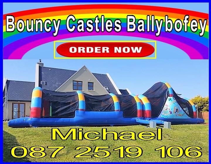 Bouncing Castle Hire Ballybofey