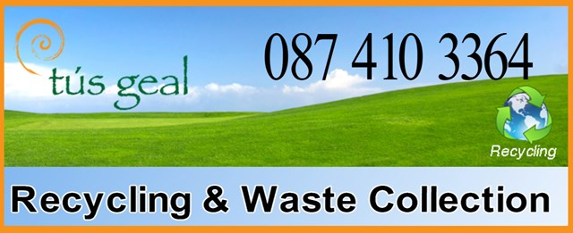 waste collection cork logo