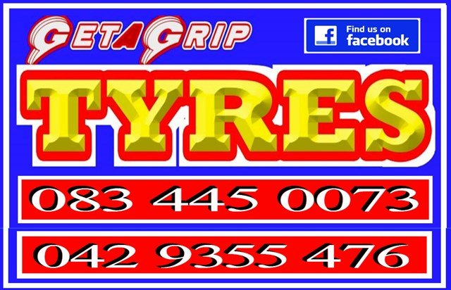Get A Grip Tyres Dundalk Logo
