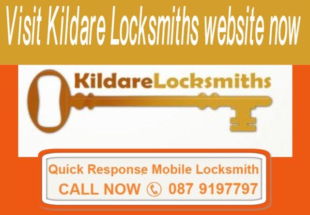 Kildare Locksmths logo