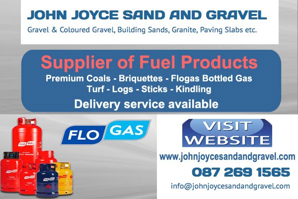 John Joyce Home Fuel Supplier in County Carlow.