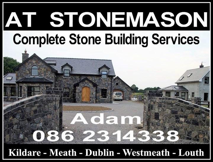 Kildare stonemasons logo