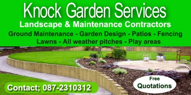 Knock Garden Landscaping Mayo