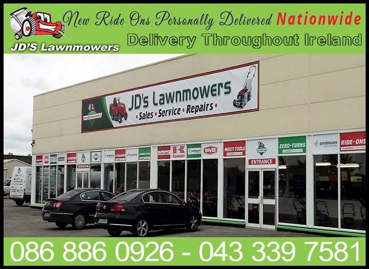 Lawnmowers Longford Logo