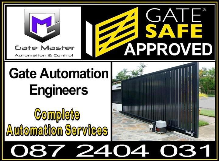 Automatic gates Sligo, Logo