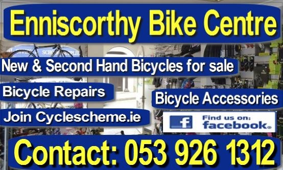 Enniscorthy Bike Centre.