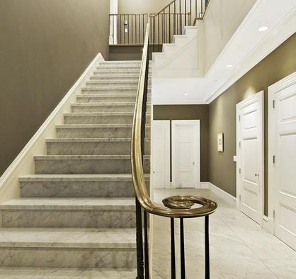 Fully Trained Monaghan Based Marble Expert Gerard Todd Tiling Provides Marble  Staircases ...