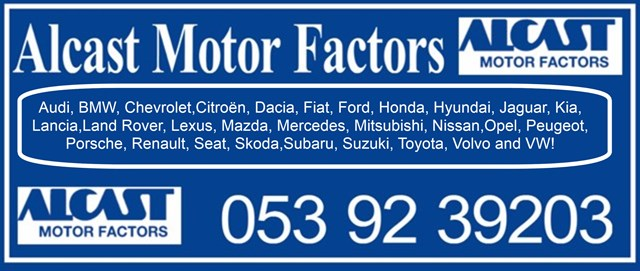 enniscorthy motor factors logo