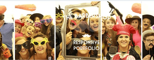 photo collage from Arrelli Photobooths