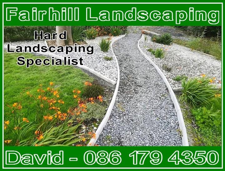 Hard Landscaping Sligo